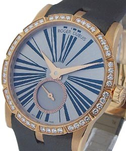 Roger Dubuis Excalibur 36mm - Rose Gold