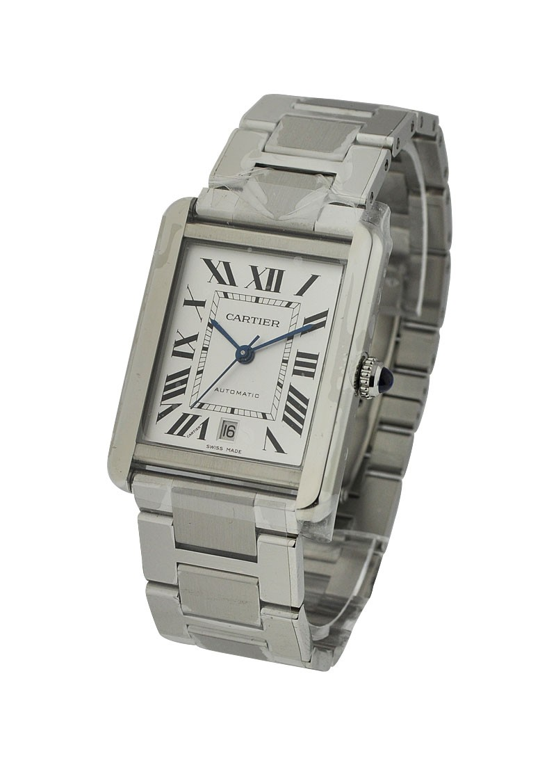 Cartier Tank Solo XL in Steel