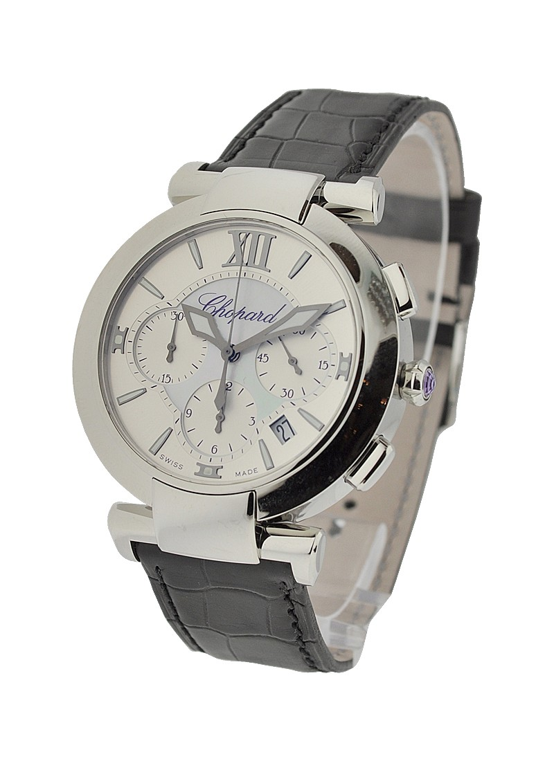 Chopard Imperiale 40mm Chronograph in Steel