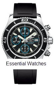Breitling Superocean AbyssChronograph II Black Dial