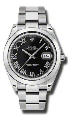 Rolex Unworn Datejust II 41mm  in Steel   Smooth Bezel