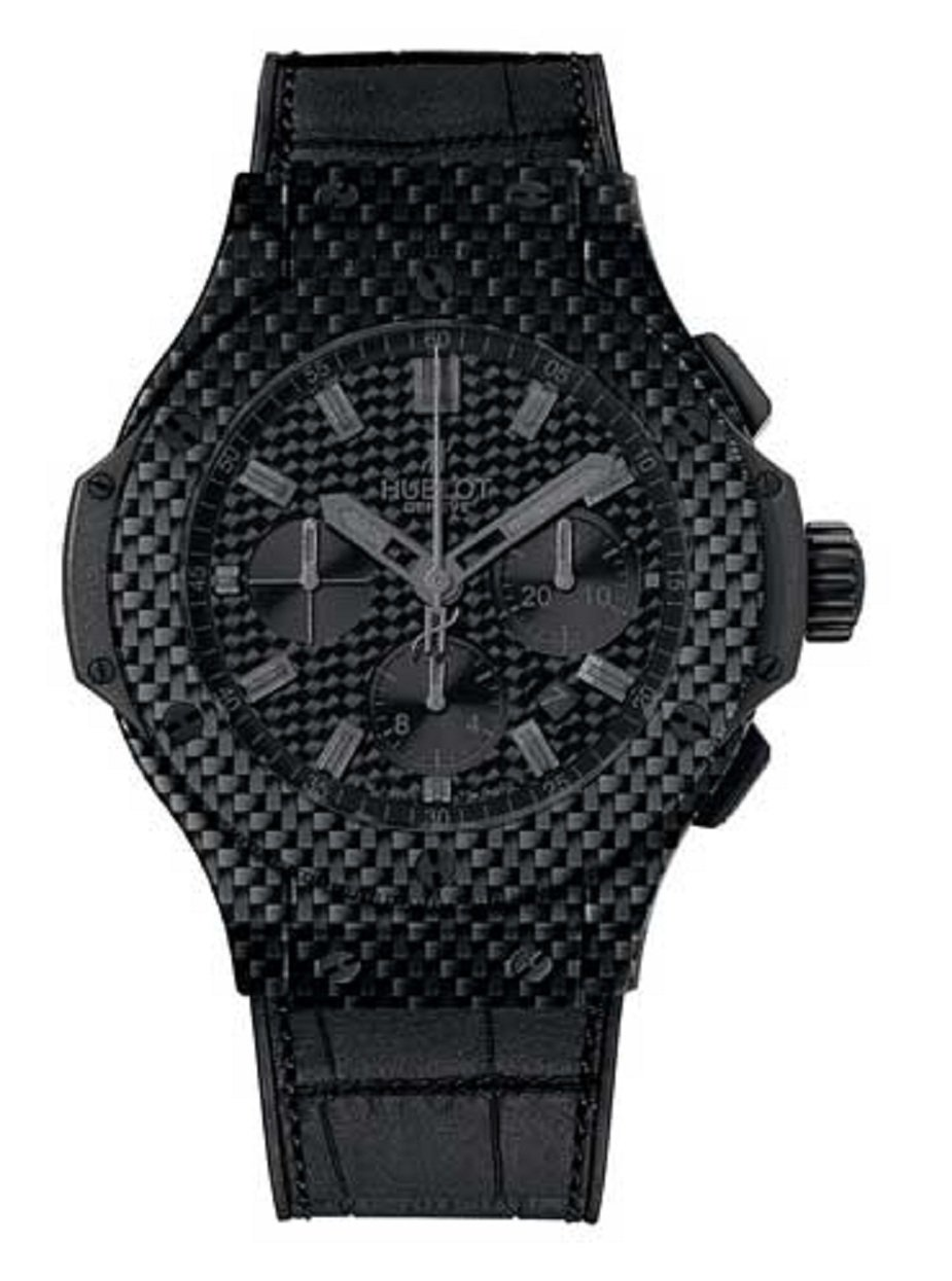 Hublot Big Bang All Black Carbon in Carbon Fiber