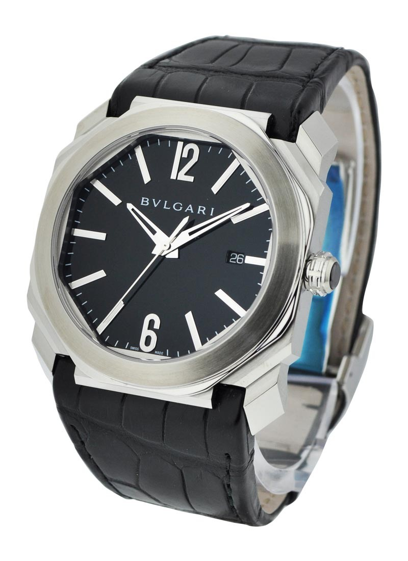 Bvlgari Octo Automatic Stainless Steel