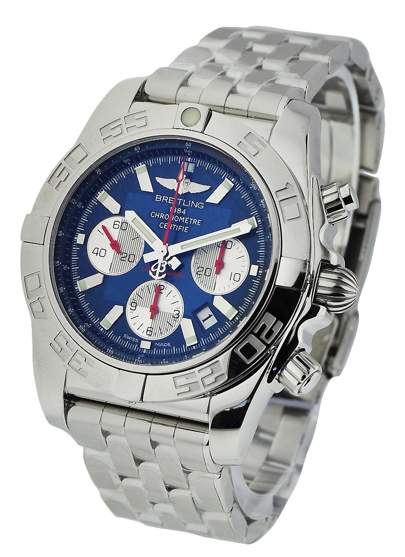 Breitling Chronomat B01 - Limited Edition - Breitling for America