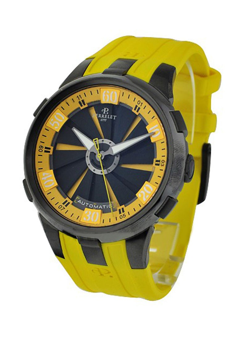 Perrelet Turbine Racing XL 48mm Automatic in Stainless Steel