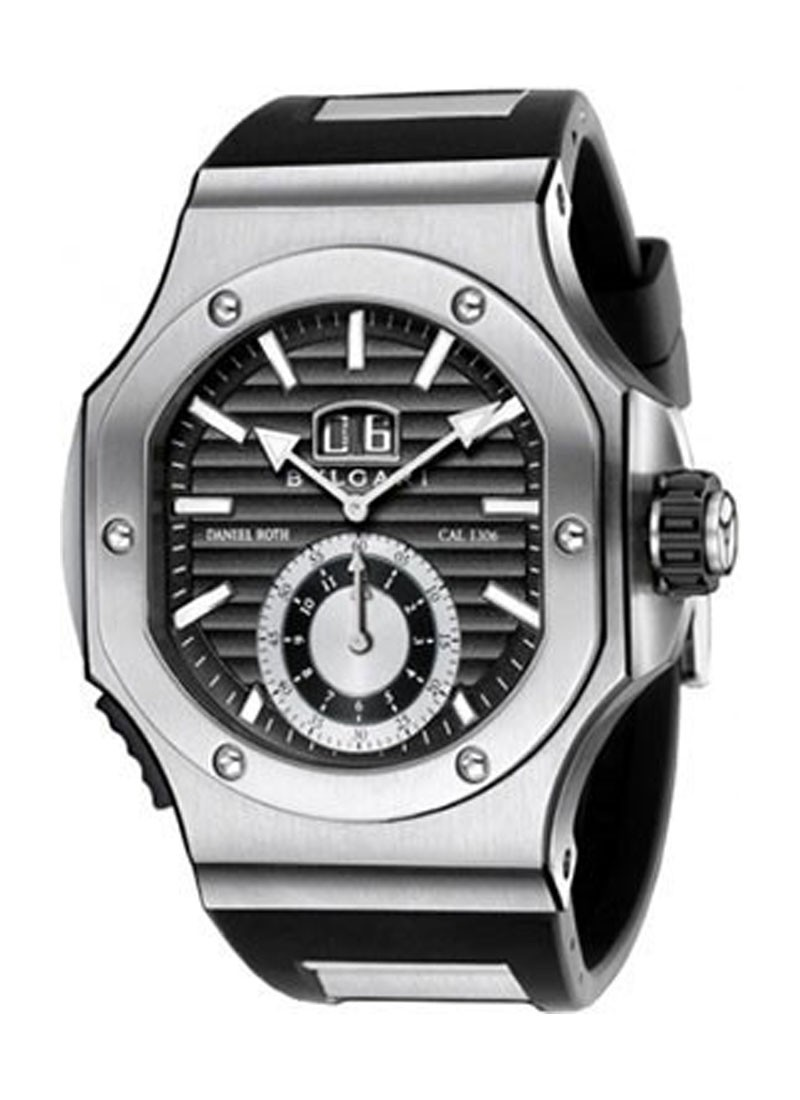 Bvlgari Endurer Chronosprint in Steel