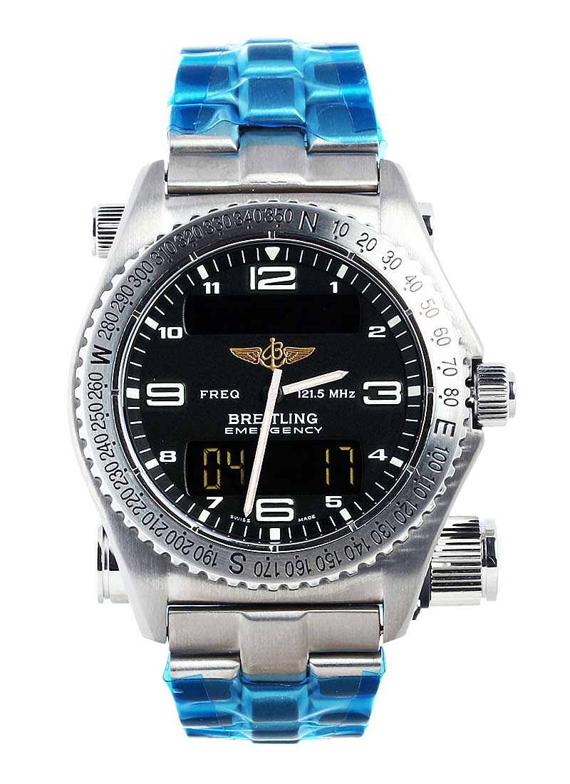Breitling Emergency Multifunction Quartz in Titanium