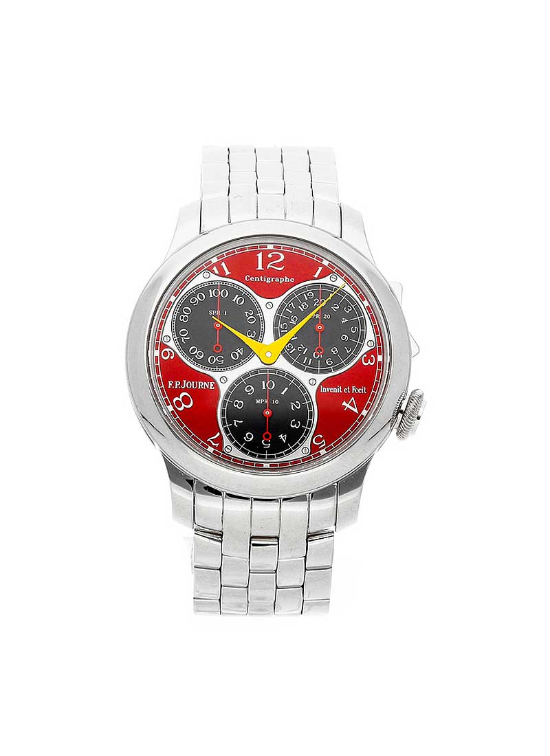 FP Journe Centigraphe Ferrari in Platinum