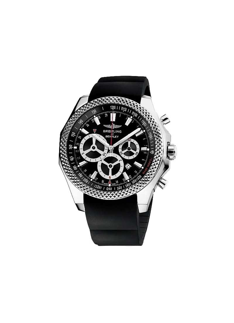 Breitling Bentley Barnato Chronograph Men's Automatic in Steel