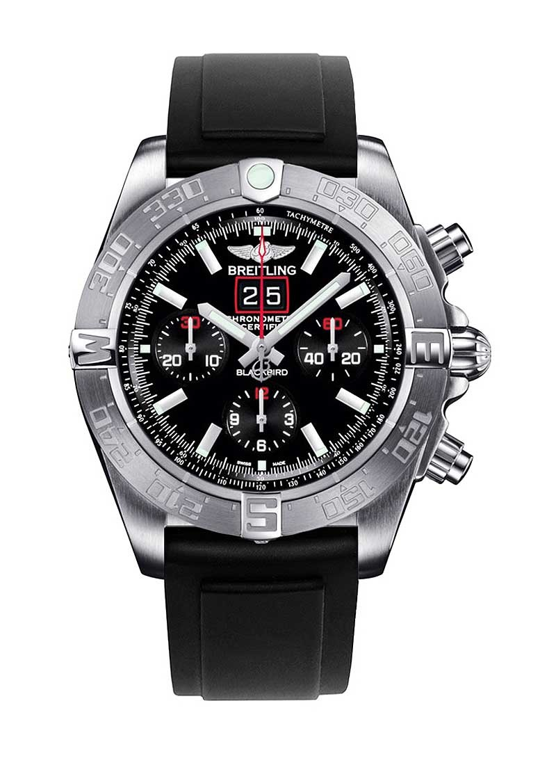 Breitling Windrider Blackbird Automatic in Steel