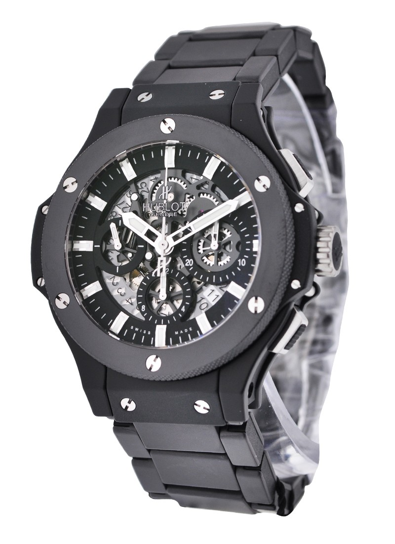 Hublot Aero Bang Black Magic 44mm