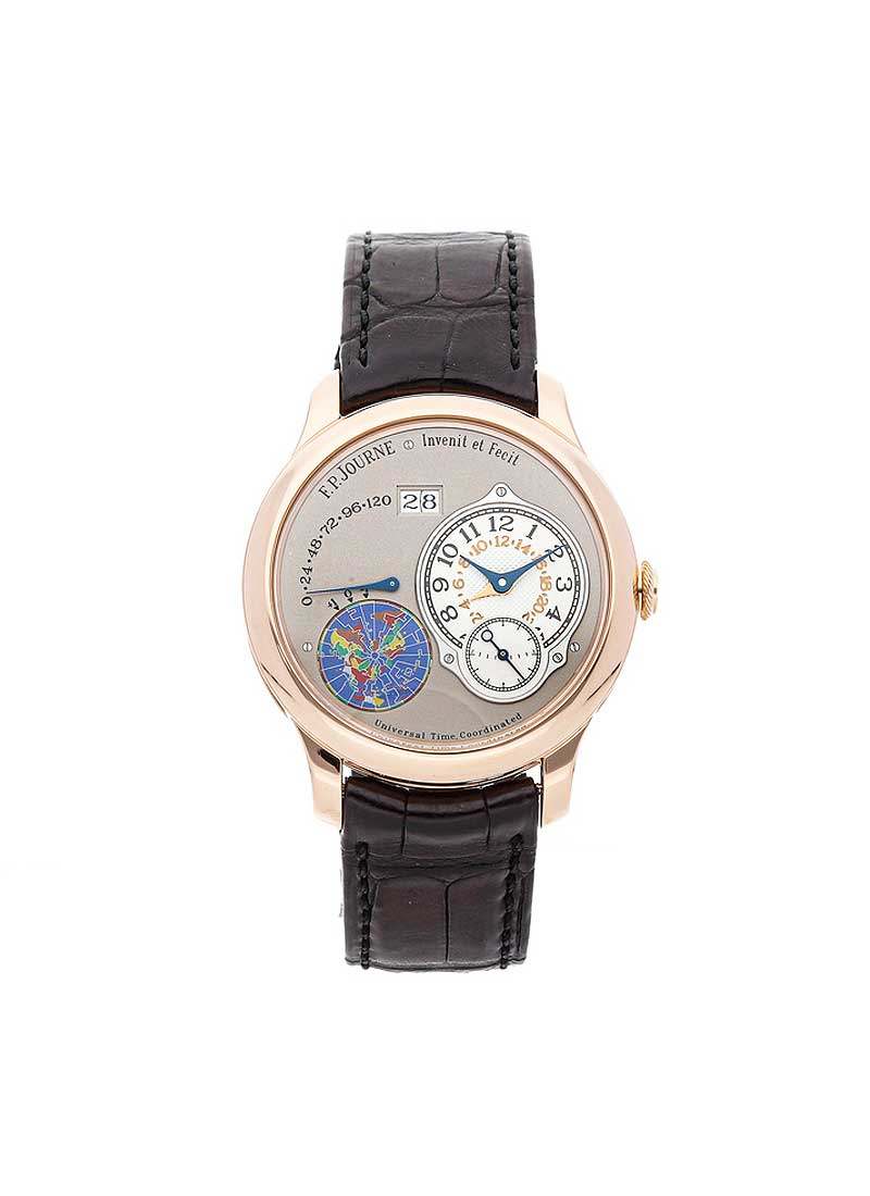 FP Journe Octa UTC Automatic in Rose Gold