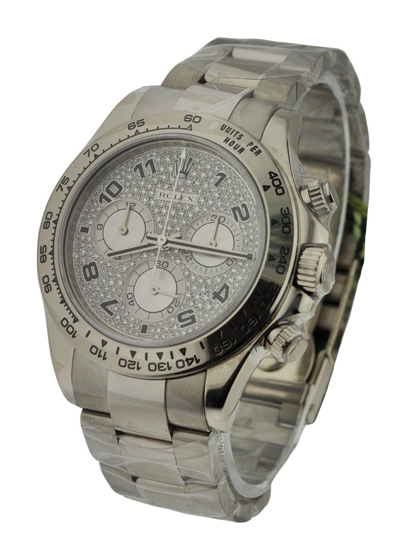 Pre-Owned Rolex Daytona - White Gold