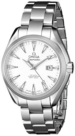 Omega Aqua Terra Automatic 34mm Men's Automatic in Steel