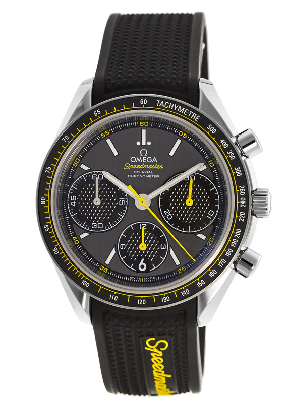 Omega Speedmaster Racing Special Editions in Steel