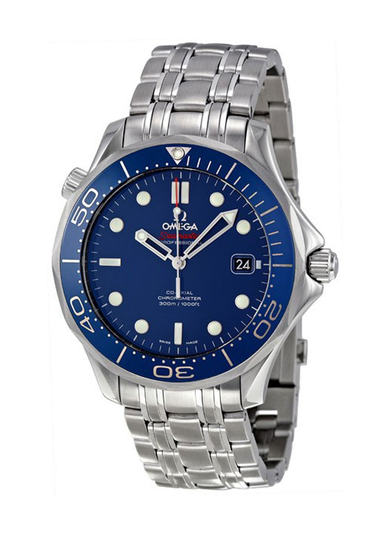 Omega Seamaster Chronometer 41mm in Steel