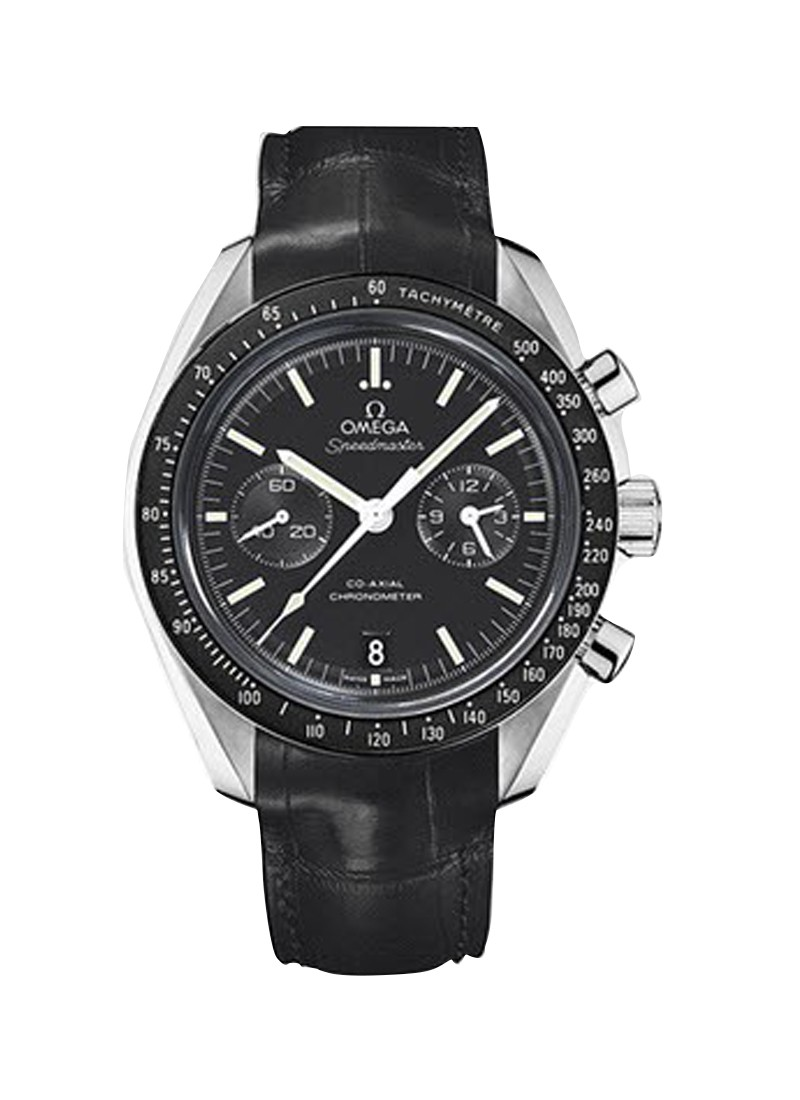 Omega Speedmaster Moonphase Automatic in Steel