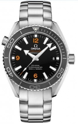 Omega Planet Ocean 42mm in Steel