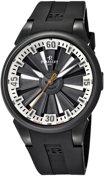 Perrelet  Turbine Men's Automatic in Titanium