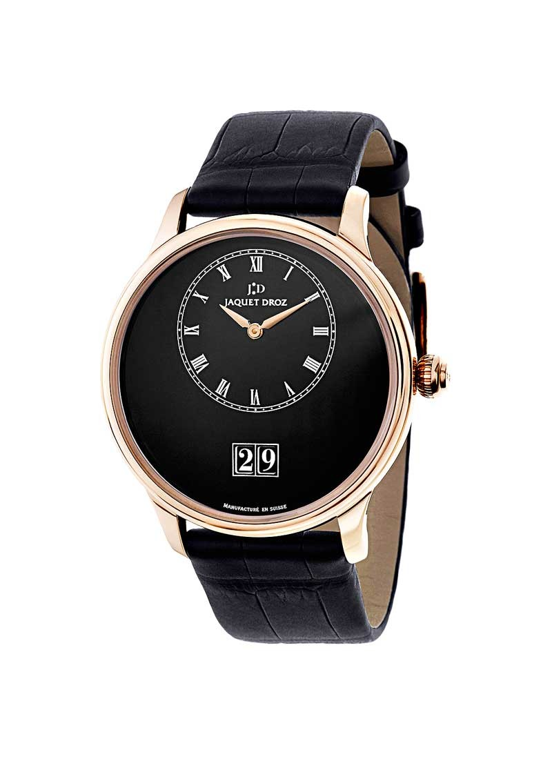 Jaquet Droz Majestic Beijing Grande Date in Rose Gold