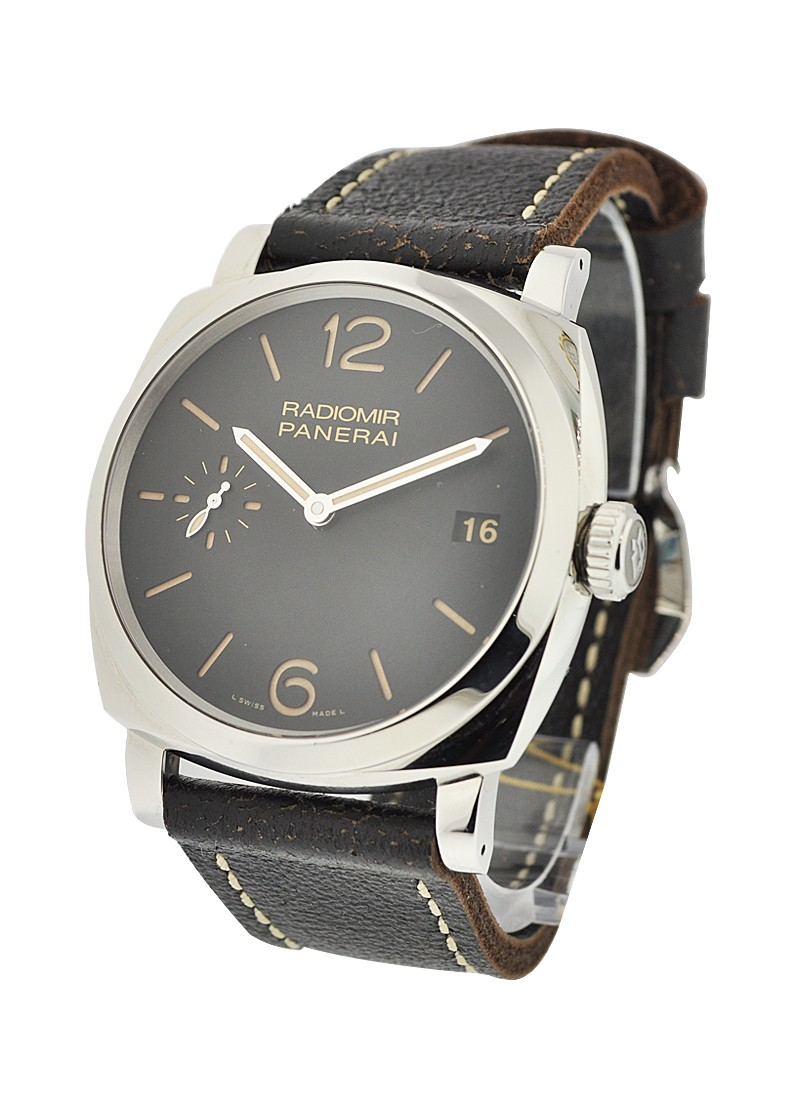 Panerai PAM 514 - Radiomir 1940 3 Days in Steel