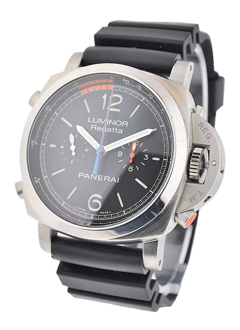Panerai PAM 526 - Luminor Regatta 1950 in Titanium