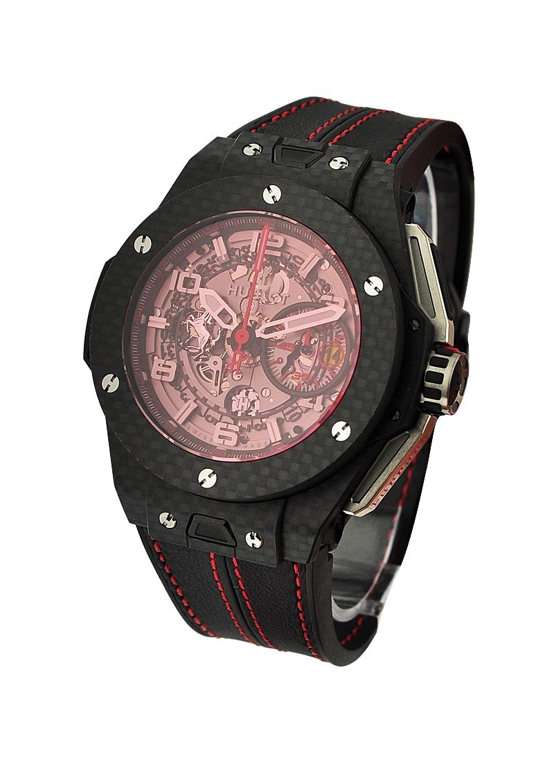 Hublot Big Bang 45mm in Carbon Fiber-Limited Edition of 1000 Pcs