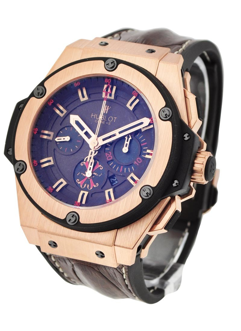 Hublot King Power Arturo Fuente King Gold  Rose Gold