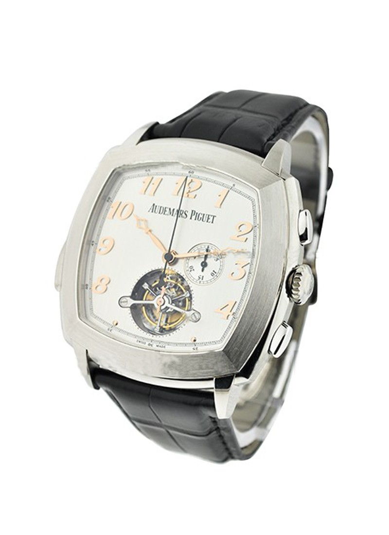 Audemars Piguet Tradition Minute Repeater Tourbillon Chronograph in Titanium