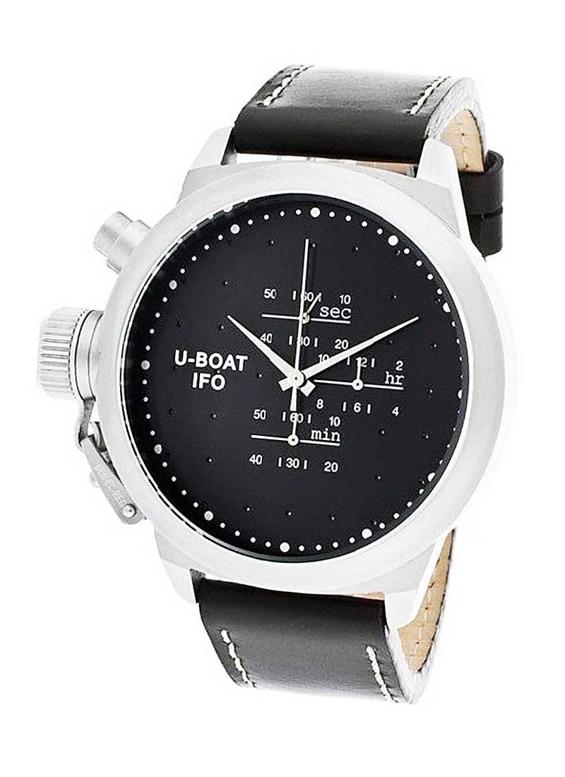 U-Boat Vintage Limited Edition Chronograph in Steel
