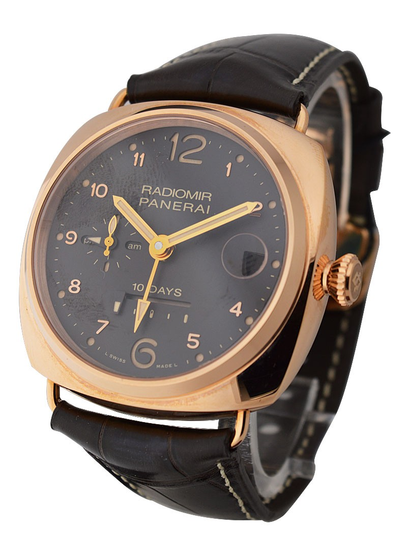 Panerai PAM 497   Radiomir 10 Days GMT