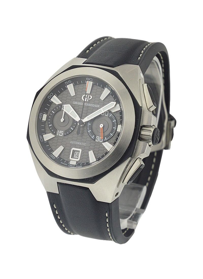 Girard Perregaux Sea Hawk Chronograph Automatic in Steel