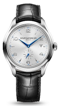 Baume & Mercier Clifton Small Seconds in Steel