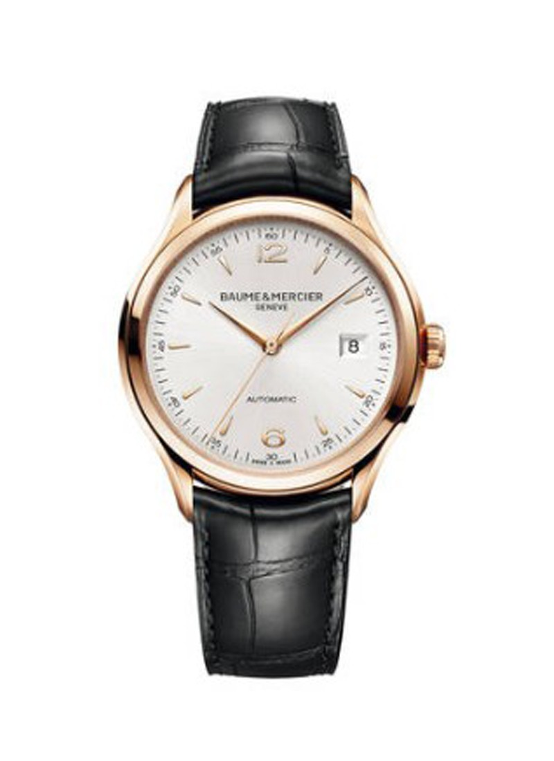 Baume & Mercier Clifton Automatic in Rose Gold