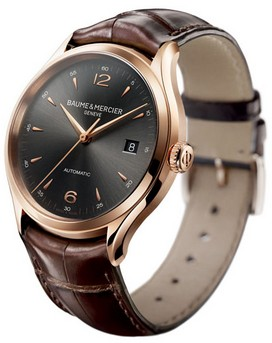 Baume & Mercier Clifton Automatic 39mm in Rose Gold