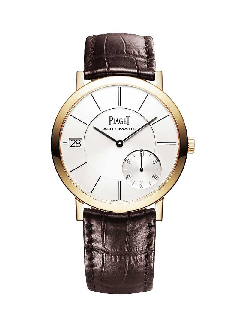 Piaget Altiplano Date in Rose Gold