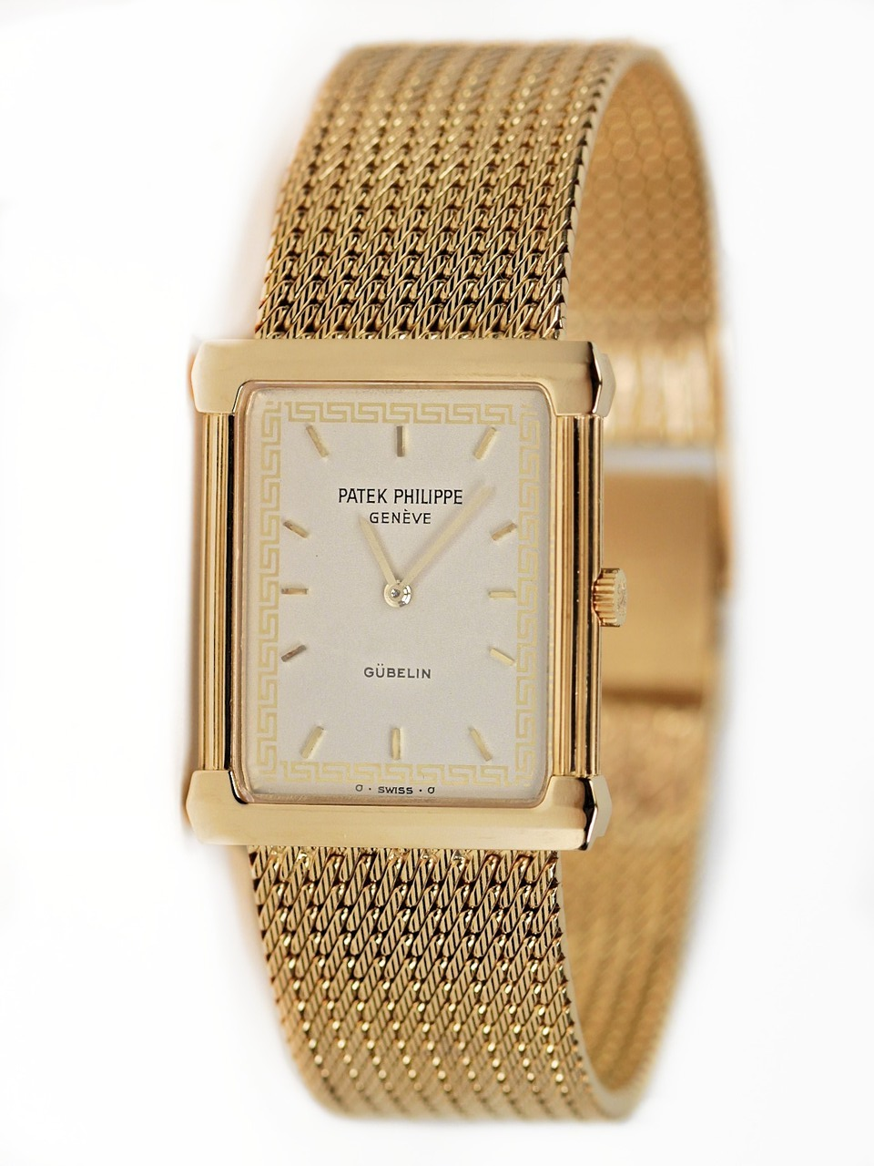 Patek Philippe 3775/1J Vintage Watch - circa 1985