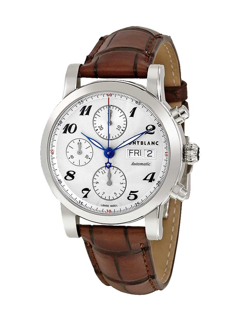 Montblanc Star Chronograph Series Automatic in Steel