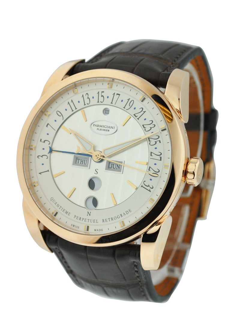 Parmigiani Tonda 42 Centum Moonphase in Rose Gold