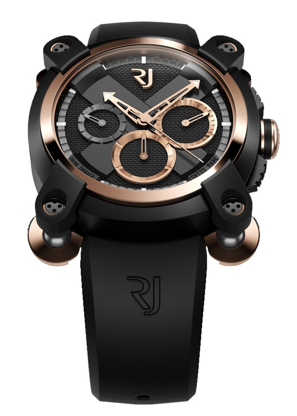Romain Jerome Moon Invader Rose Gold