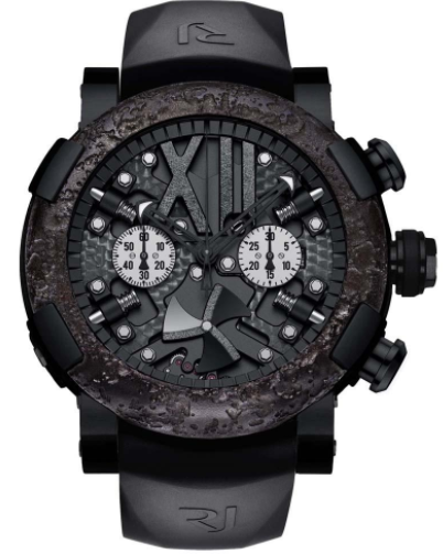 Romain Jerome Steampunk  Chronograph in Rusted Steel