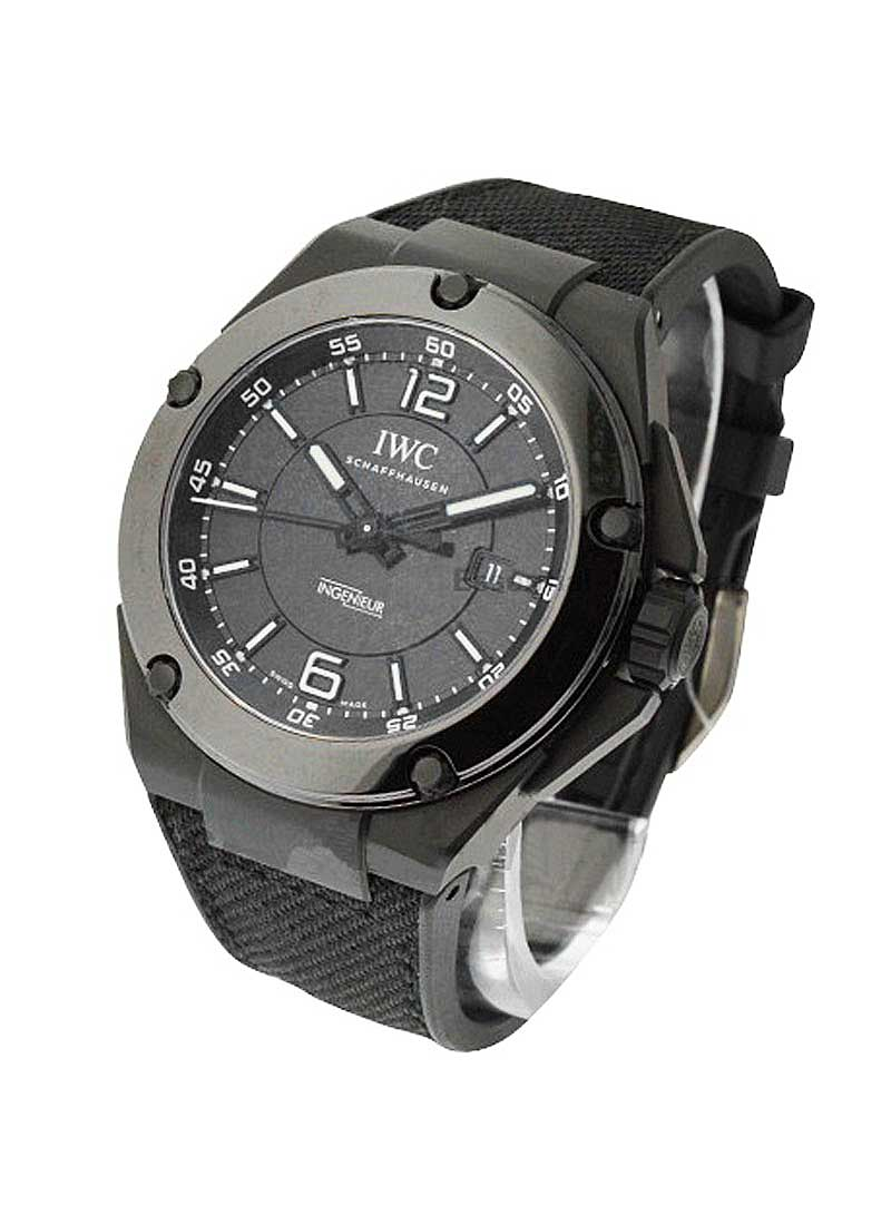 IWC Ingenieur Automatic AMG Black Series in Black Ceramic
