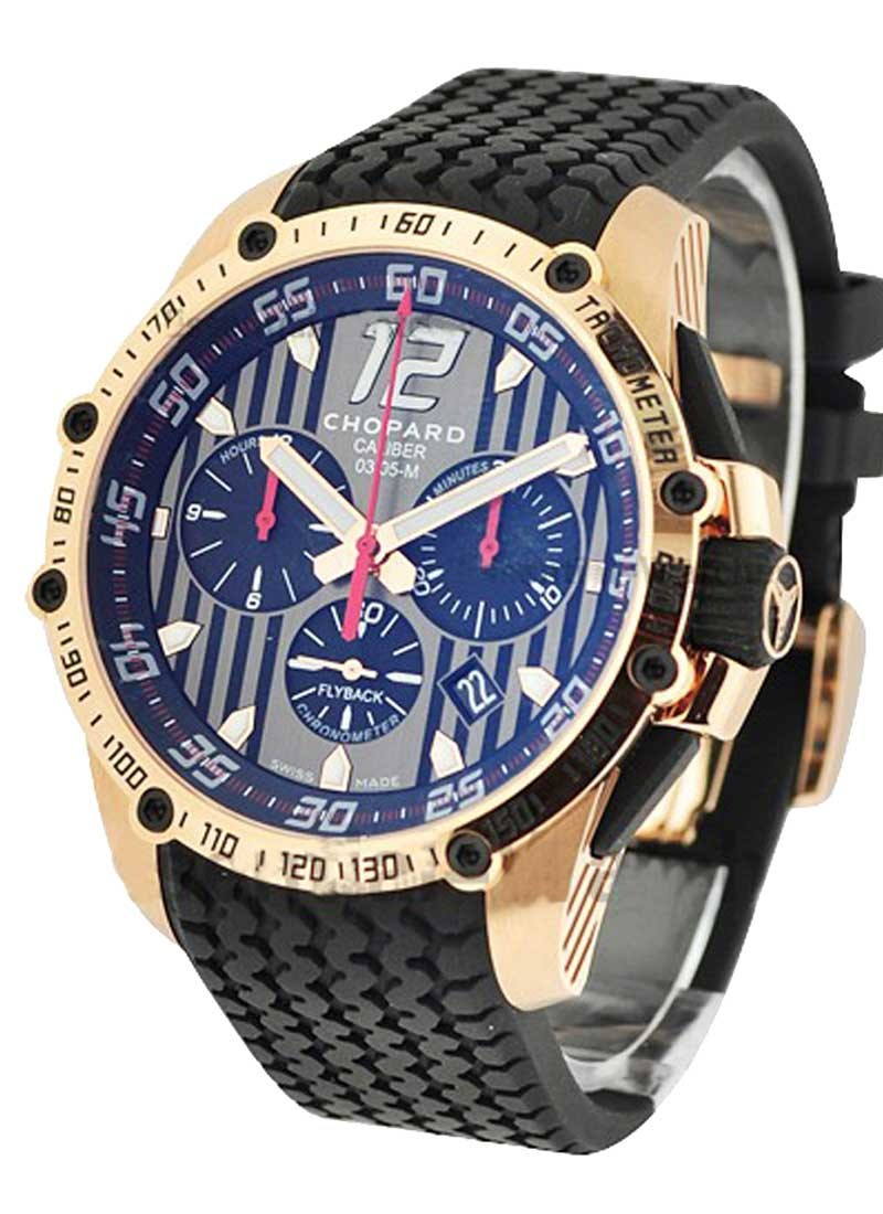 Chopard Superfast Chrono 45mm in Rose Gold