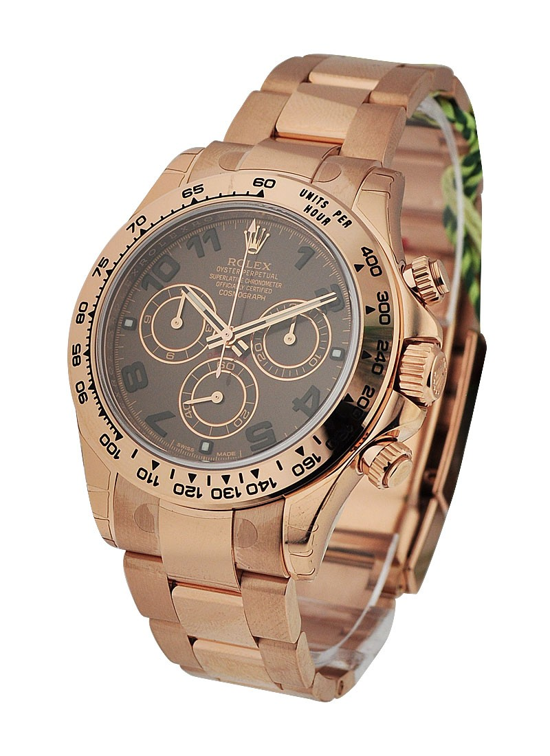 Rolex Unworn Daytona 40mm in Rose Gold