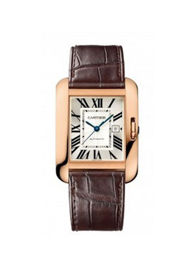Cartier Tank Anglaise Medium in Rose Gold