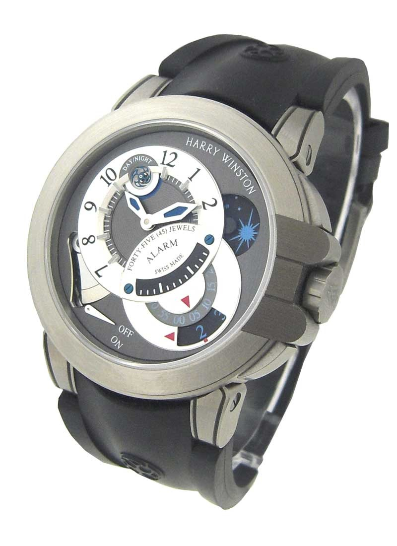 Harry Winston Project Z6 in Zalium - Limited Edition 250 pices