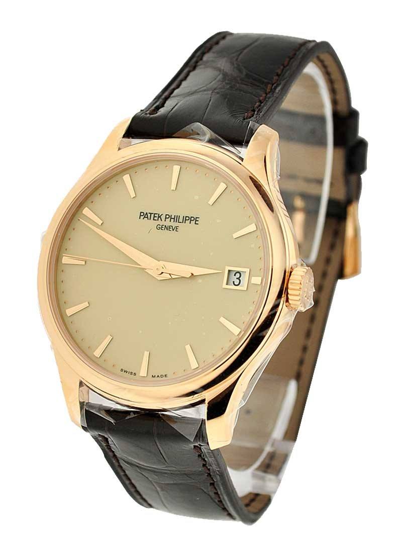 Patek Philippe Calatrava 5227R in Rose Gold