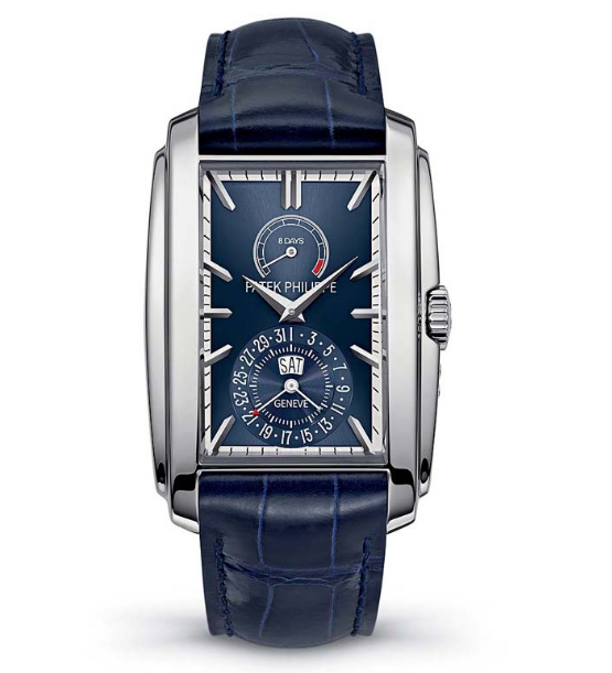 Patek Philippe Gondolo Ref 5200G 001 8 Days in White Gold