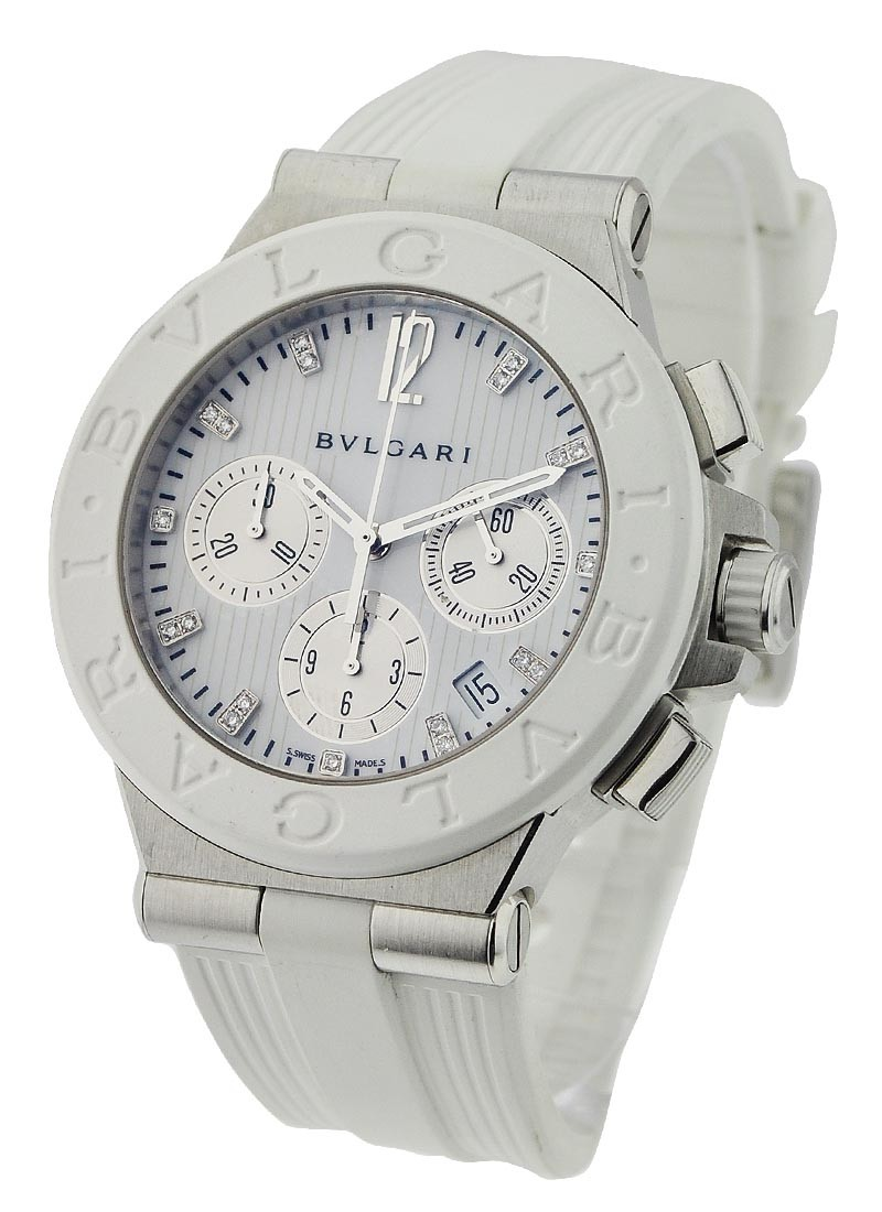 Bvlgari Diagono 40mm Chronograph