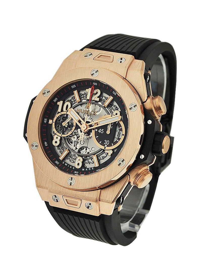 Hublot Big Bang Unico in Rose Gold